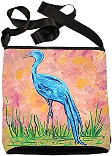 Animal Small Vegan 斜挎包 -可穿戴艺术 - 源自我的原创画
