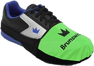 Brunswick 保龄球产品鞋滑块 - 荧光绿