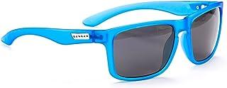 Gunnar Intercept 鈷藍色高級游戲眼鏡帶可調節硅膠鼻托(電子游戲)