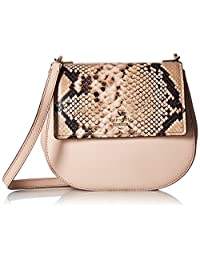 kate spade new york Cameron Street Snake Small Byrdie Toasted Wheat