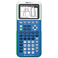 Texas Instruments 德州儀器 TI-84 Plus CE 彩色圖形計算器,Trifecta