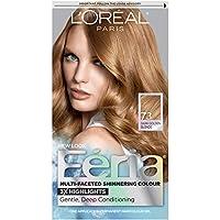 L'Oreal Paris Feria Hair Color 73 Dark Golden Blonde (Packaging May Vary)