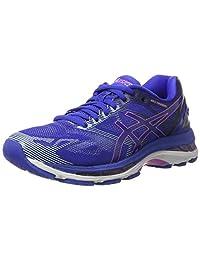 ASICS 亚瑟士 女 跑步鞋 GEL-NIMBUS 19 T750N
