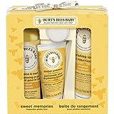 Burt's Bees 小蜂蜜系列甜蜜记忆礼物套装,带纪念品相框