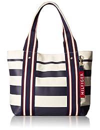 Tommy Hilfiger 女式帆布购物包