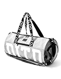DITD欧美时尚健身运动包女出游训练手提大容量旅行包男行李包短途旅行袋DITD-01