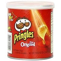 LunchBox Ready 多用途 Pringles 零食包 3 種好口味 共 48 個 2.3 Ounce (Pack of 12)