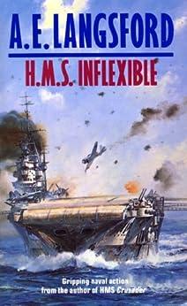 """""""Hms Inflexible (English Edition)"""",作者:[Langsford, A E]"""