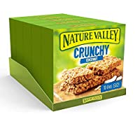 Nature Valley Crunchy Coconut Cereal Bars 42g (Pack of 25 bars) (5 packs of 5 bars)