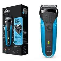 BRAUN 编号310S SERIES 3充电干湿两用电动剃须刀