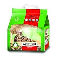 CAT'S BEST 德国猫倍思结团吸臭木猫砂10L(进口)(新旧包装交替)