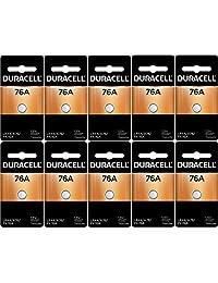 Duracell LR44 Duralock 1.5V 钮扣电池 10份 10