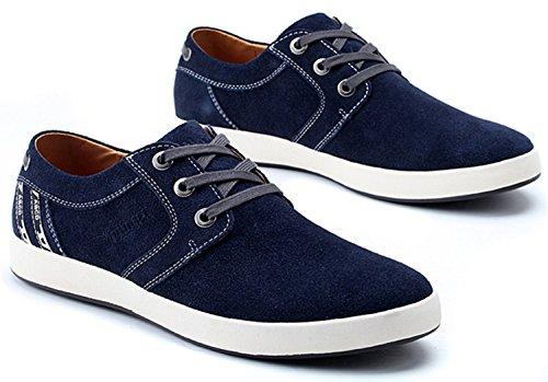 mulinsen 木林森 2014春秋新款鞋时尚板鞋英伦反绒皮休闲低帮鞋