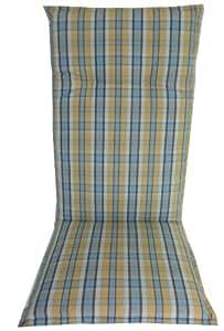 beo D901 巴塞罗那 HL 镶边适用于高靠背,约 48 x 119 厘米,约 5 厘米厚