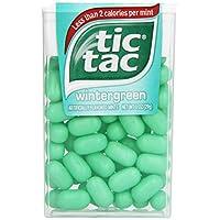 Tic Tac 薄荷糖, 冬青味, 1 盎司(约 28.3 克)(12 盒)