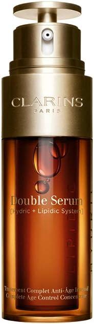 Clarins 娇韵诗 Double Serum 双重精华液(液压+脂质系统),完全控油,1盎司(约28.35克),30毫升
