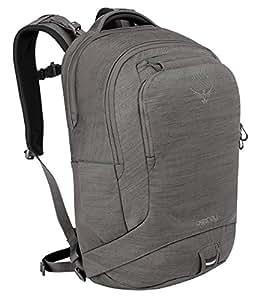 Osprey 中性 赛博 Cyber 22升 灰色 均码 双肩背包 城市日用商务出行户外旅行耐用功能性分仓透气背板电脑包可放15寸笔记本