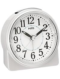 SEIKO CLOCK PYXIS 带灯的闹钟 白 NR439W
