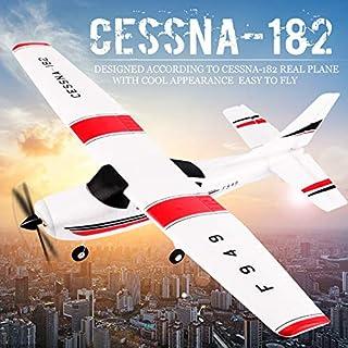 全新 F949 3Ch RC 飞机固定翼飞机户外玩具,带 2.4G 发射器,额外的电池和螺旋桨,Park10 Toys 出品