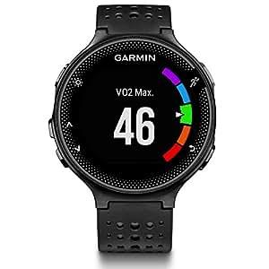 GARMIN 佳明 Forerunner235 L 黑灰色 光电心率GPS跑步运动智能健康监测腕表