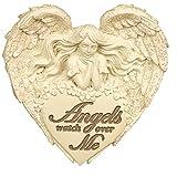 Angelstar 15776 Metal Visor Clip, 2-1/2-Inch, Angels Watch Over Me