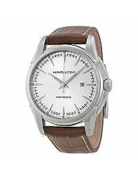 Hamilton Jazzmaster Viewmatic 银色表盘男式手表 - H32715551