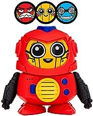 Power Your Fun Tok Tok 语音转换器机器人玩具 红色