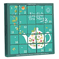 English Tea Shop *蓝色降临日历茶包,25 件装