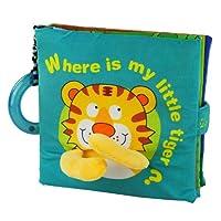 LALABABY 拉拉布书 逻辑推理系列 Where is my little tiger (我的小老虎在哪)