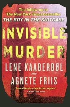 """Invisible Murder (Nina Borg Book 2) (English Edition)"",作者:[Kaaberbol, Lene, Friis, Agnete]"