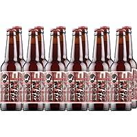 BREWDOG 精酿狗 凌晨5点圣徒红色艾尔啤酒 5AM SAINT 5% VOL 6瓶X330毫升 英国进口啤酒