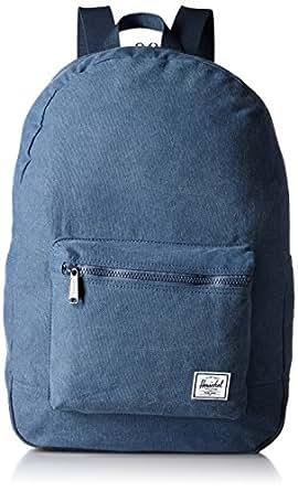 Herschel Supply Co. Packable Canvas Daypack Backpack 海蓝色 均码