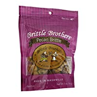 Brittle Brothers Pecan Brittle, 5 Ounce