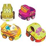 Battat B. Wheeee-ls! 回力车 玩具车
