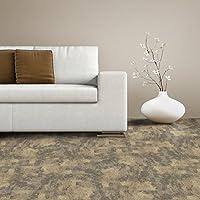 Achim Home 家具组合乙烯基地板砖 2.0mm 厚 9 件不干胶贴