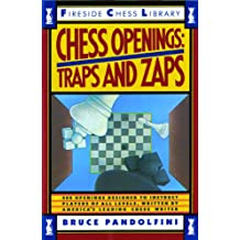 Chess Openings: Traps And Zaps (Fireside Chess Library) (English Edition)