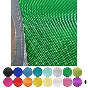 热转印乙烯基薄膜 HTV 床单提供 - 有实心、霓虹、闪光、植绒、超过 130 种颜色 - Threadart * EMBOSSED HTVF-SEM03-GRN-ALLFBA
