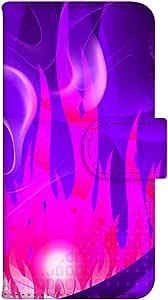 智能手机壳 手册式 对应全部机型 印刷手册 wn-498top 套 手册 数字效果 UV印刷 壳WN-PR061432-MX AQUOS Xx2 502SH B款