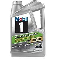 Mobil 美孚 1号机油0W20-5夸脱(美版)(亚马逊进口直采,美国品牌)