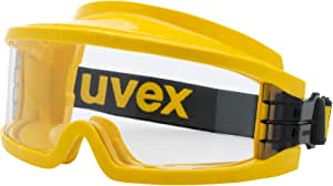 Uvex Ultravision 气密全视眼镜 - Supravision 卓越 - 透明/黄色