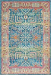 Surya 丝绸 - 152.4 厘米 x 182.88 厘米 15.24 厘米地毯