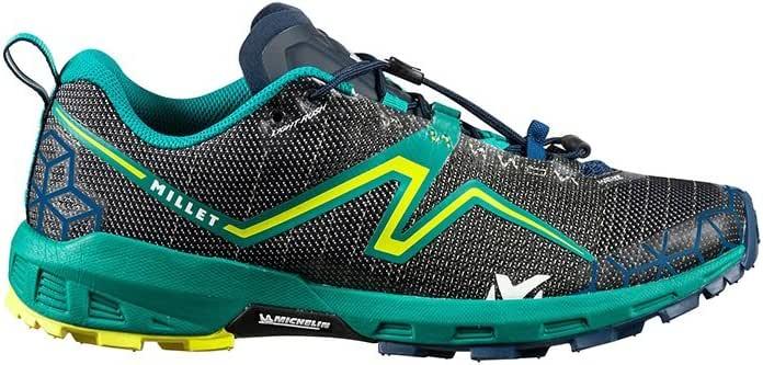 Millet 男 越野跑鞋 LIGHT RUSH MIG1364-8533-7 贵族率/明黄(8533) 40.5 (UK 7)