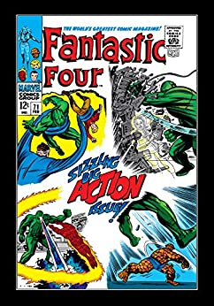 """Fantastic Four (1961-1998) #71 (Fantastic Four (1961-1996)) (English Edition)"",作者:[Lee, Stan]"