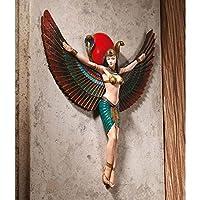 Design Toscano Goddess Isis 墙雕塑 多种颜色 CL5159