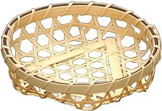 山下工艺(Yamasita craft) 日本制造 白竹圆形 迷你 18013760