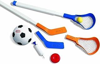 Little Tkes Easy Score足球、曲棍球、曲棍球套装