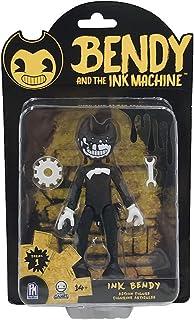 Bendy and The Ink Machine 可动公仔 Children Ink Bendy 黑色