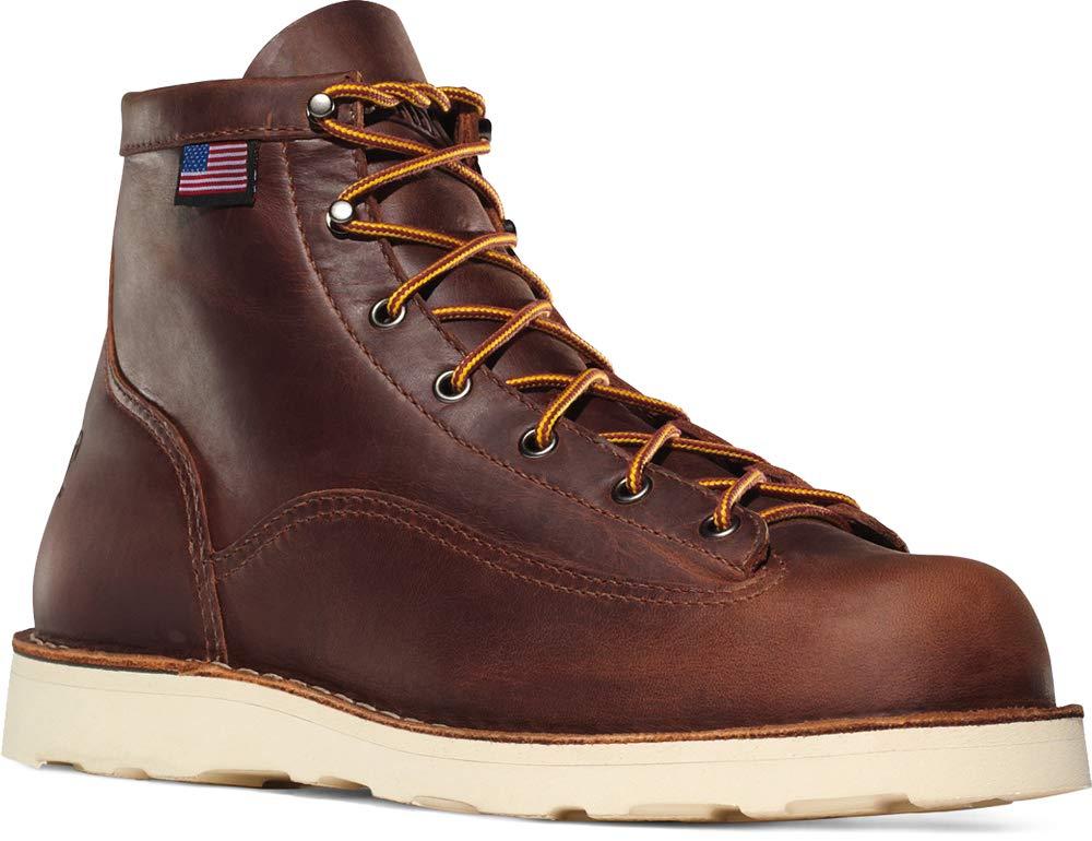 "Danner Men's Bull Run 6"" Work Boot"