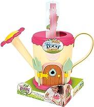 My Fairy Garden Tomy 魔法仙女喷壶 - 自然游戏发现 - 彩色喷壶带仙女雕像和花园工具,适用于4岁以上的儿童