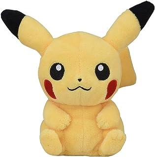 Pokémon Center 精灵宝可梦 原创 毛绒玩偶 Pokémon fit 皮卡丘